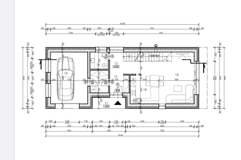 Ponúkame na predaj novostavbu 4 izb.RD Beladice 7,8 ár.