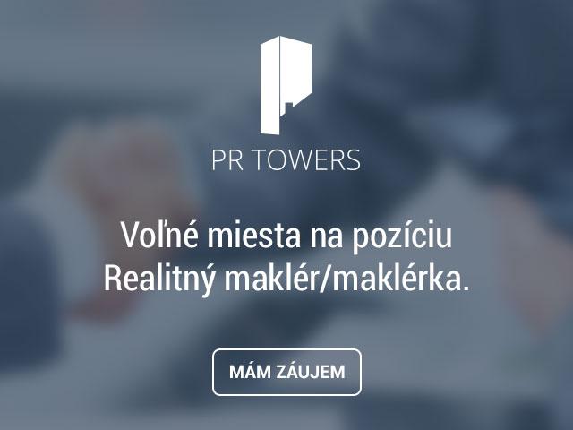 Voľné miesta na pozíciu Realitný maklér/maklérka